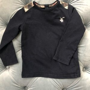 Other - Burb berry baby boy top, size 12m